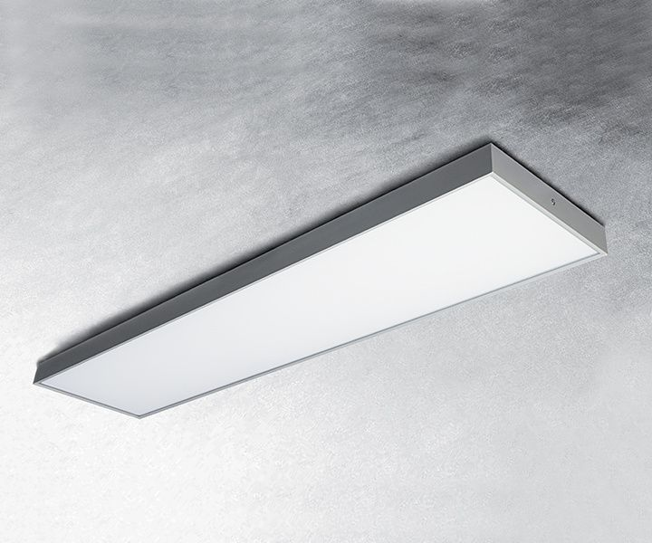 Plafoniere Per Garage A Led : Deckenleuchte flooting led